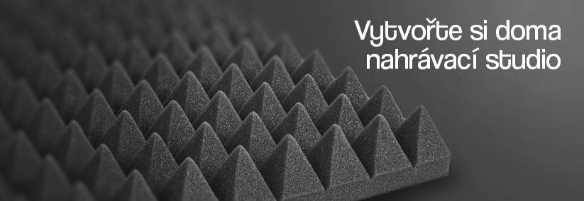 Pyramid home studio cz