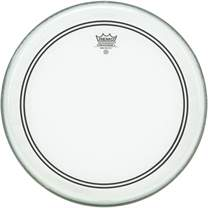 "REMO 10"" PowerStroke 3 Clear"