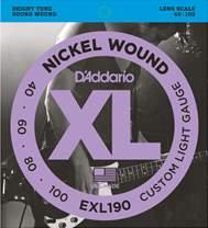 D'ADDARIO EXL190