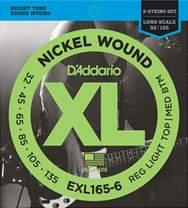 D'ADDARIO EXL165-6