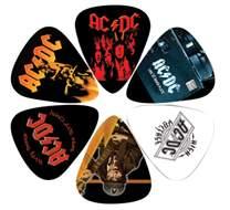 PERRI'S LEATHERS AC/DC Picks IV