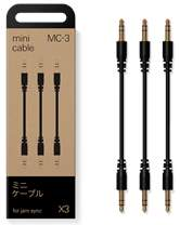 TEENAGE ENGINEERING MC3 Sync Cables
