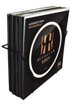 "GLORIOUS Vinyl Set Holder Smart 12"""