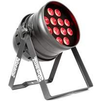 BEAMZ LED PAR-64 reflektor 12x 12W RGBW