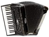 DELICIA Carmen 96 Premium, A mano, Black