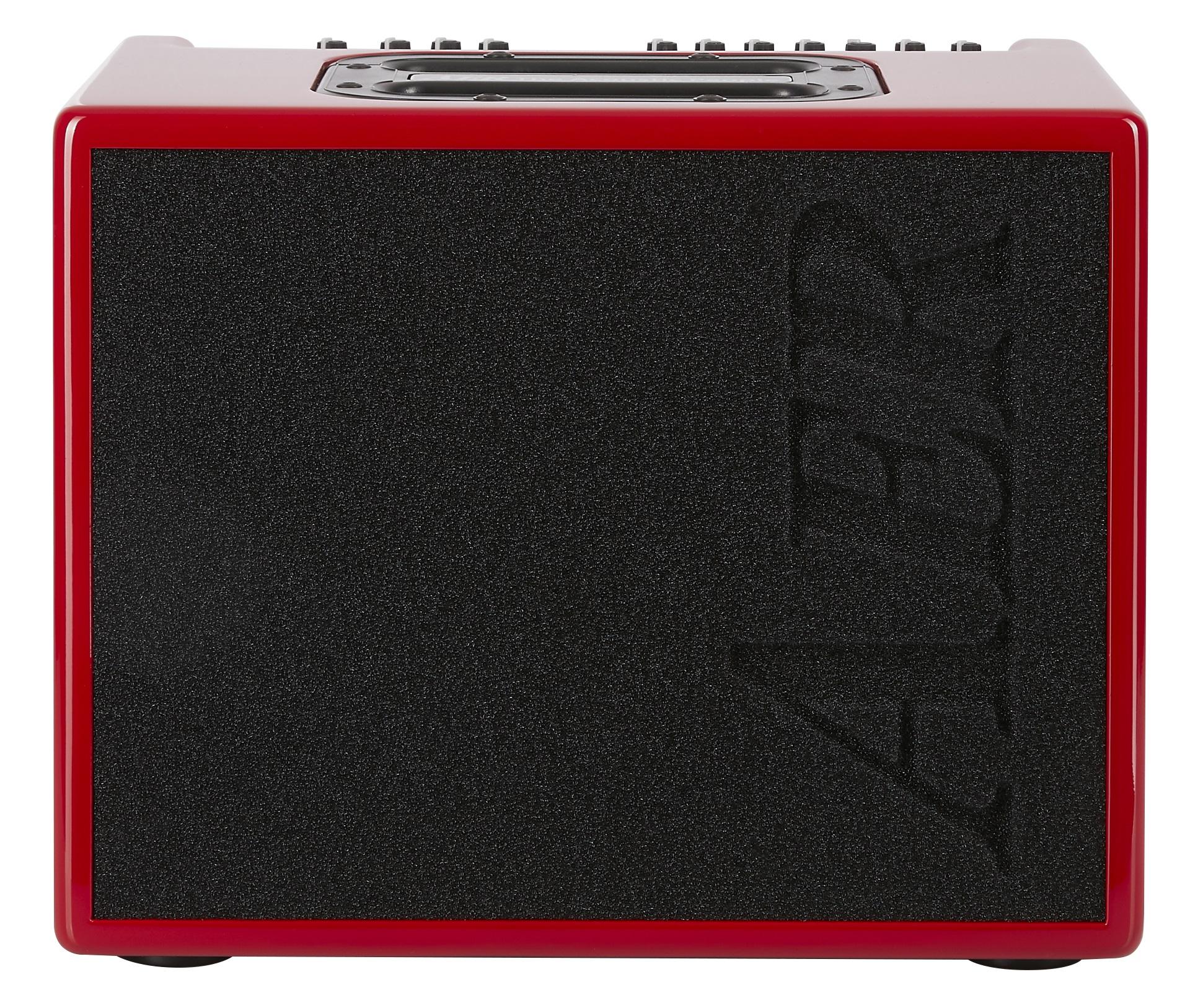 Aer Compact 60 IV Red High Gloss