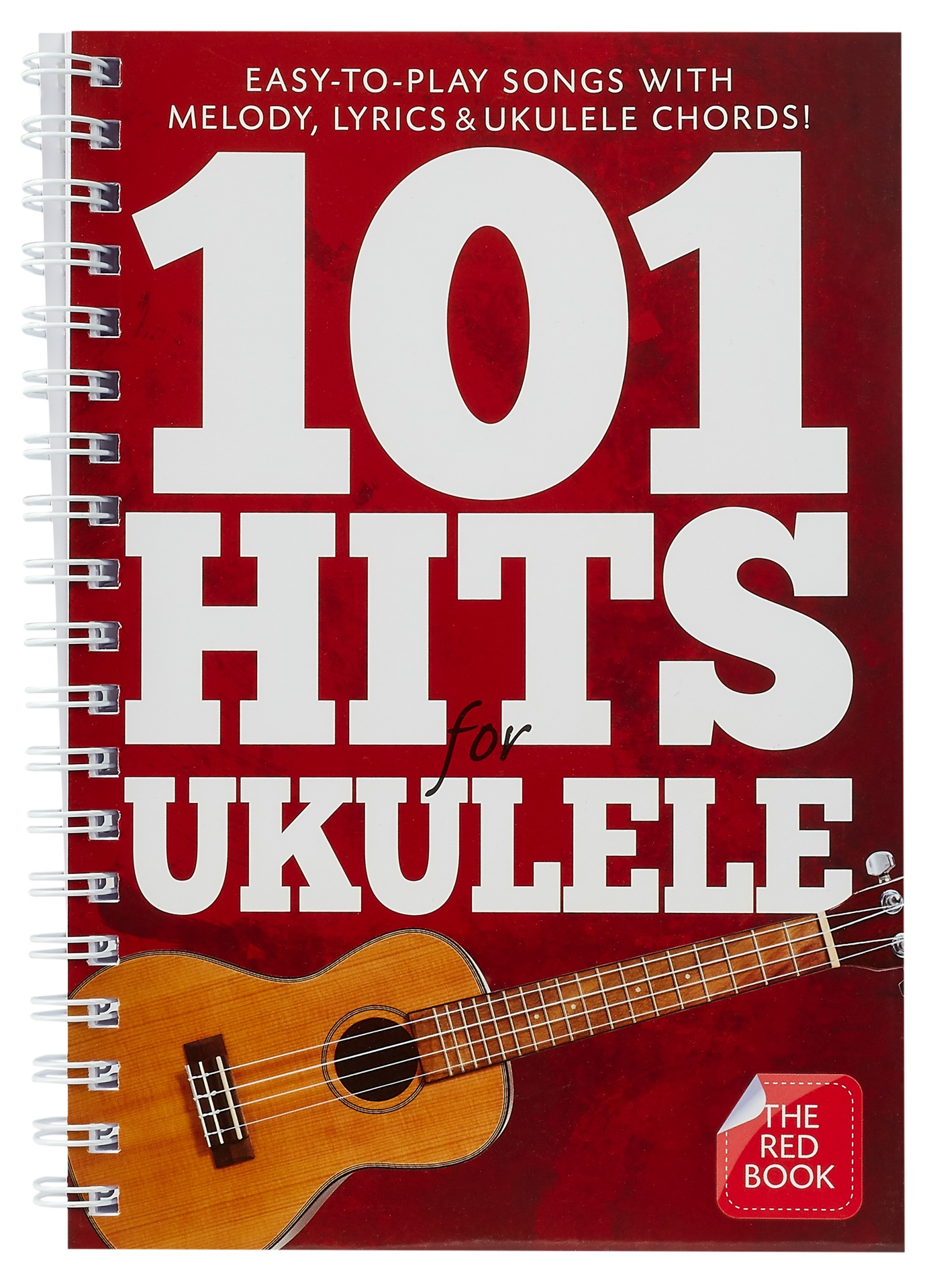 MS 101 Hits For Ukulele (The Red Book)