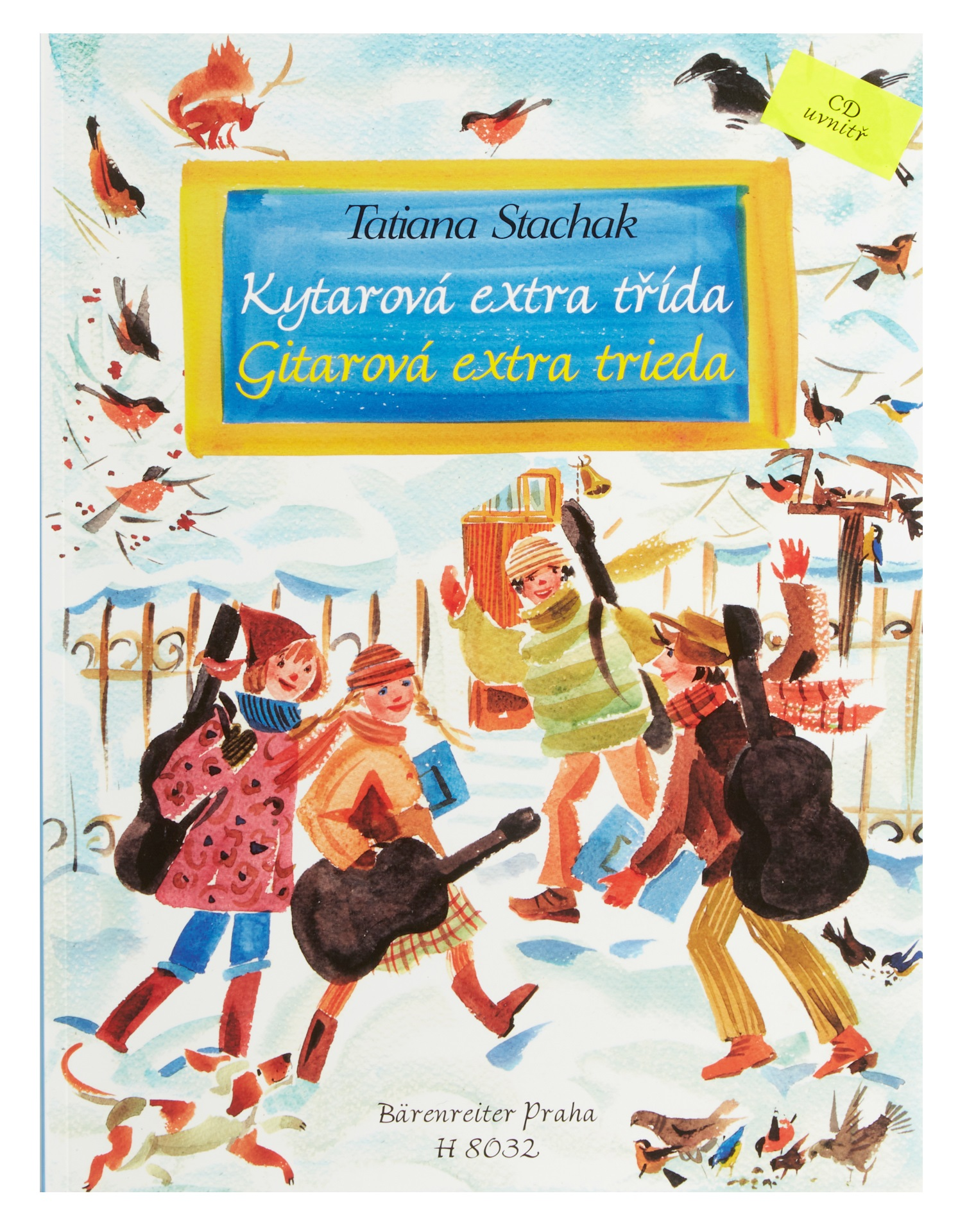 KN Kytarová extra třída + CD