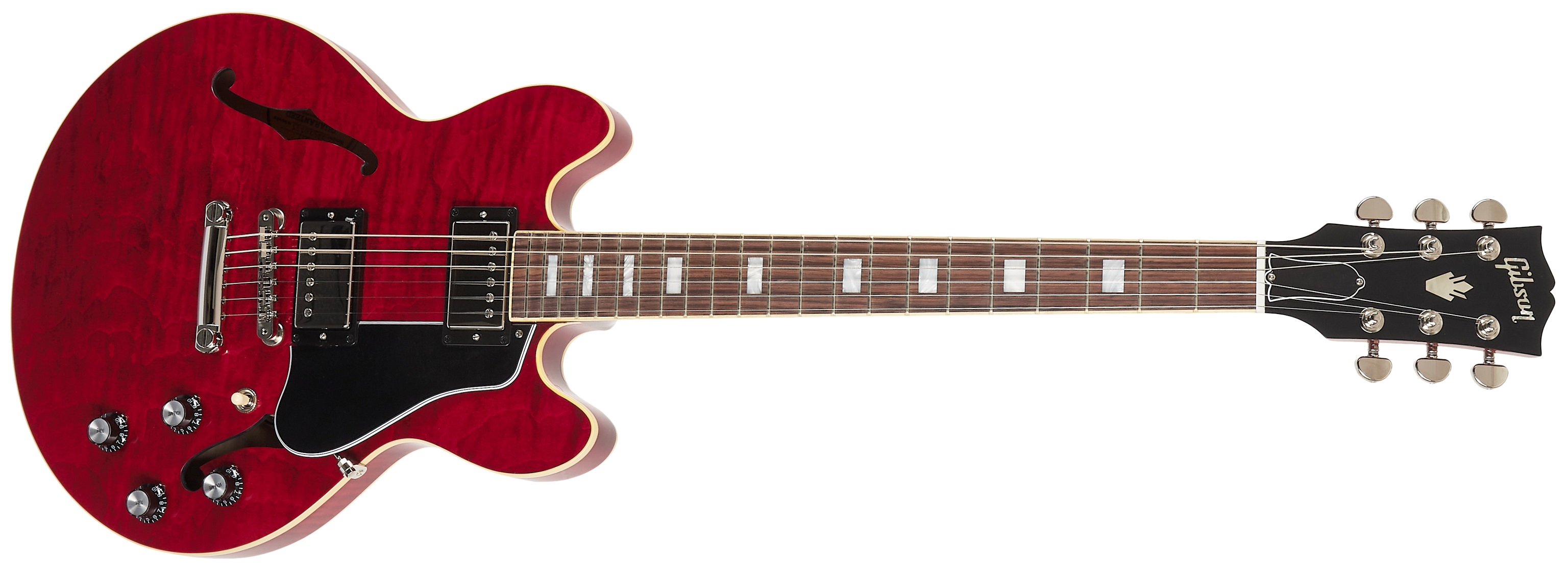 Gibson ES-339 Figured Sixties Cherry