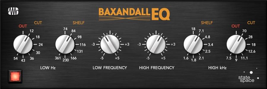 PreSonus Baxandall EQ