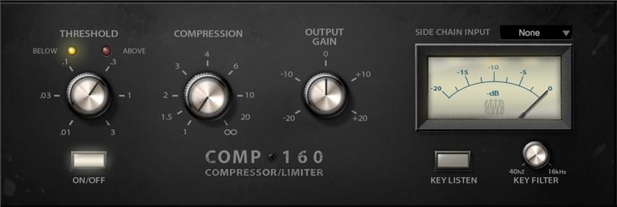 PreSonus Comp 160 Compressor