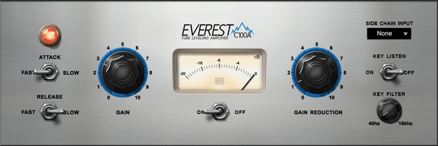 PreSonus Everest C100A Compressor