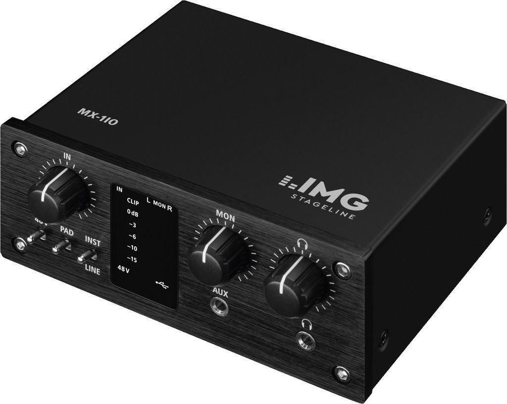IMG Stageline MX-1IO
