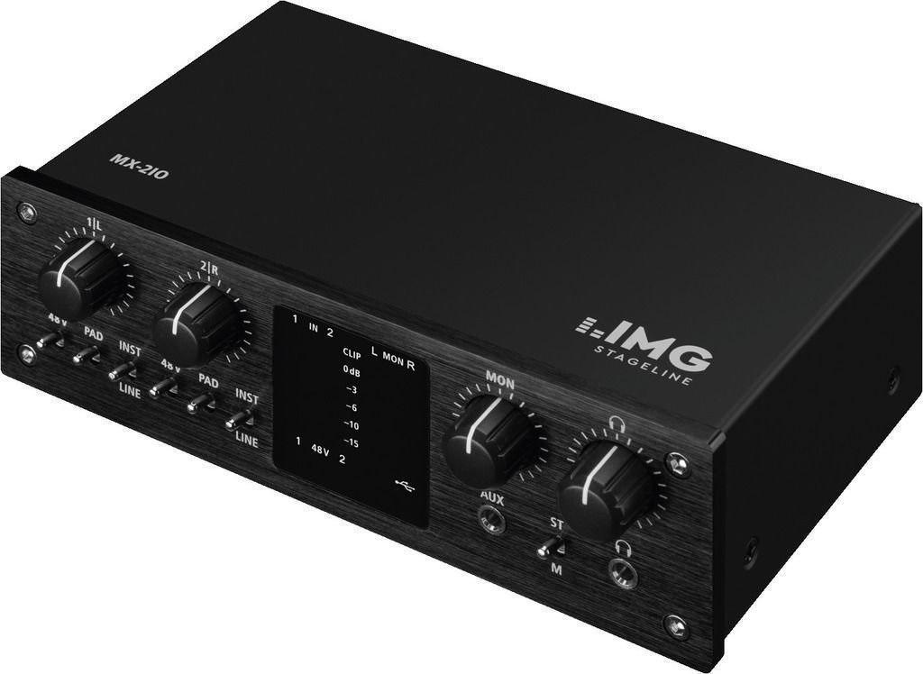IMG Stageline MX-2IO