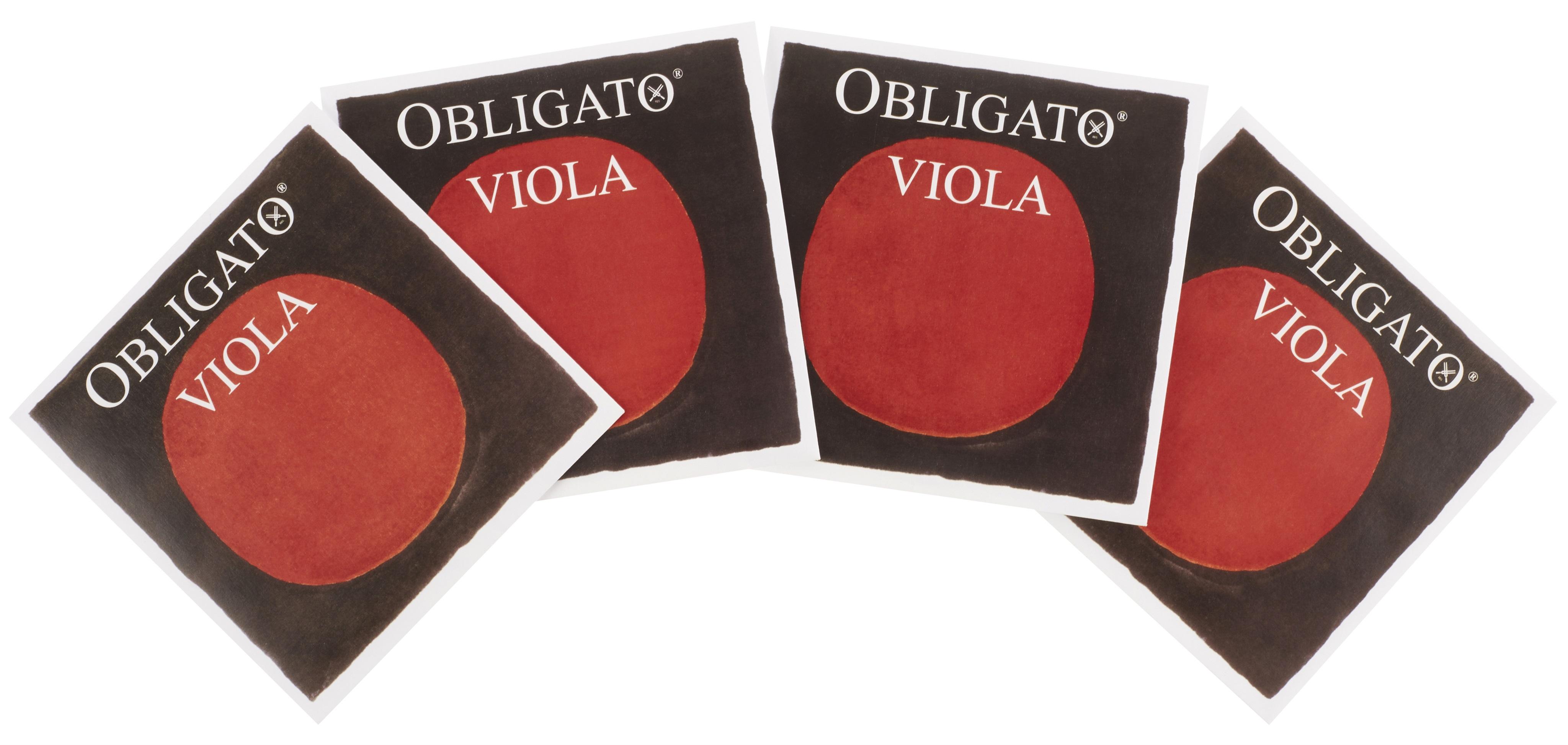 Pirastro Obligato Vla Set medium
