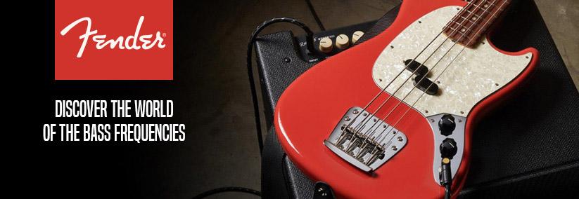 Fender basy