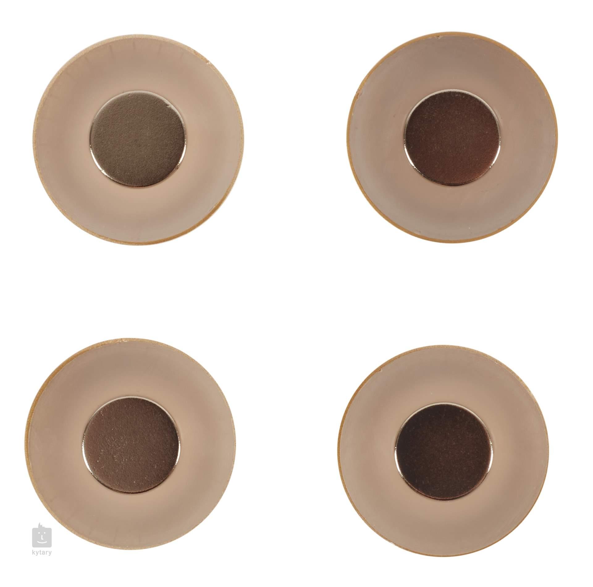 VIntage knob magnets set of three