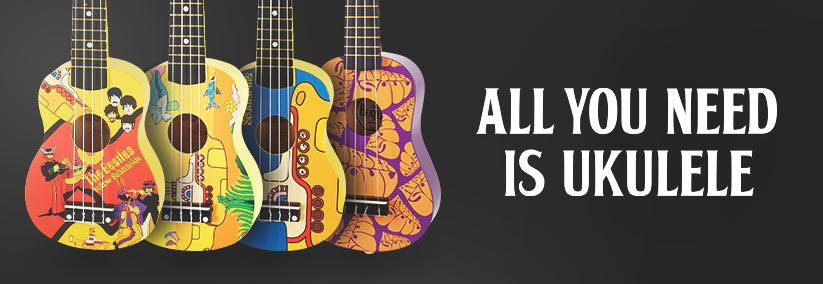 Ukulele The Beatles